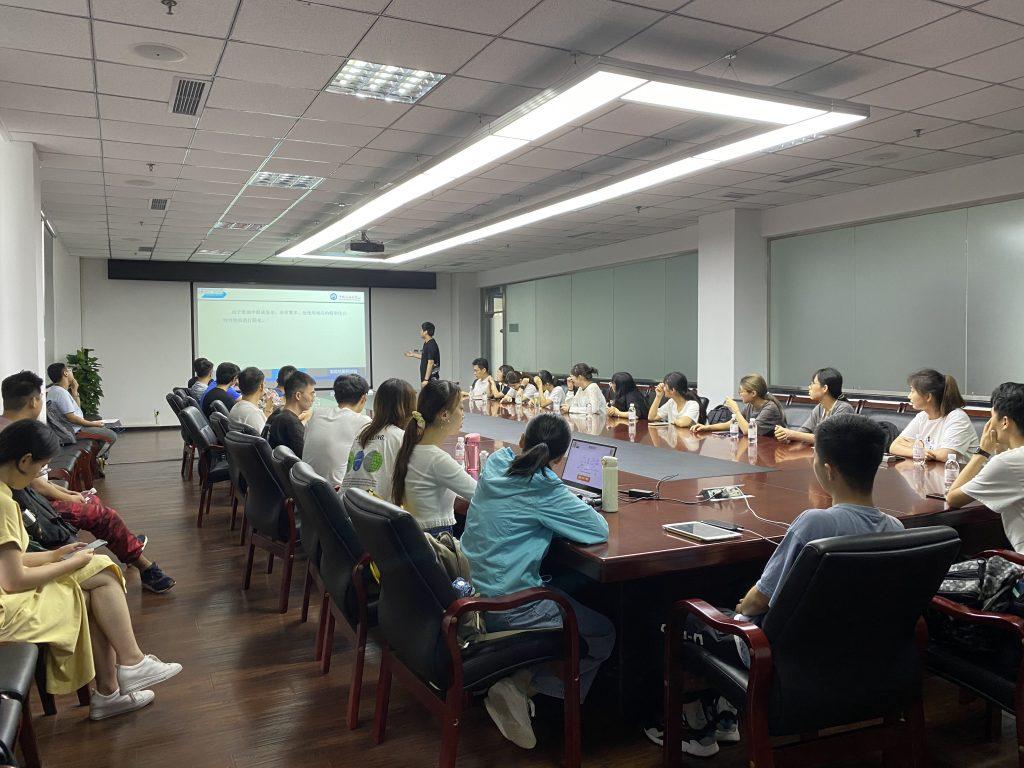 中国石油大学(华东)本科菁英班到所实践